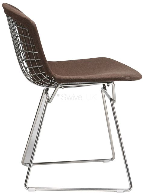 Harry Bertoia Replica Wire Side Harry Bertoia Style Wire Dining Side Chair Cover