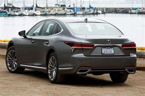 Review Lexus Ls by 2019 Lexus Ls Review Autotrader