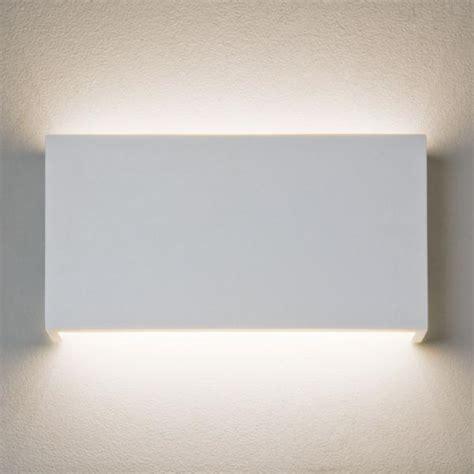 325 led 3000k rectangular plaster wall up and light astro 1325001 7172