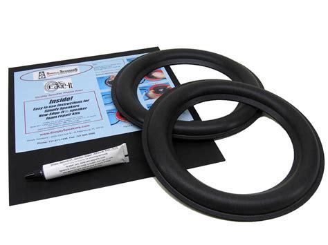 Rockford Fosgate Speaker Foam Edge Repair Replacement Kit