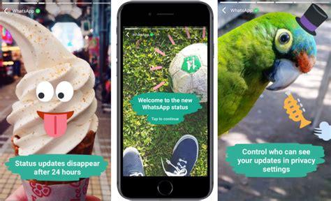 instagram stories and whatsapp status hit 300m users nearly 2x snapchat techcrunch