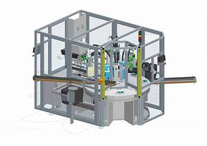 Automation | rotary indexing machine | modern assembly system