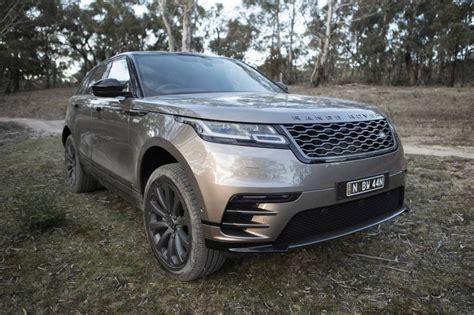 land rover australian range rover velar now on sale in australia from 70 662