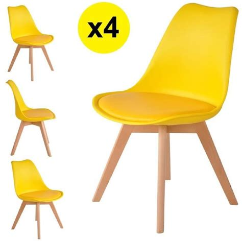 chaise de bureau jaune chaises jaune achat vente chaises jaune pas cher