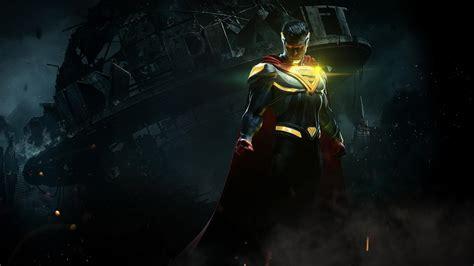 superman injustice 2 wallpaper 23976