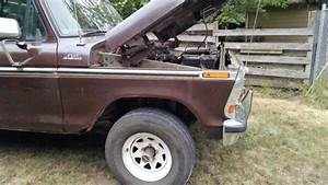 Classic 1978 Ford F150 Ranger 4x4