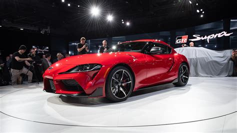 Supra Returns! The Inside Story On The 2020 Toyota Supra's