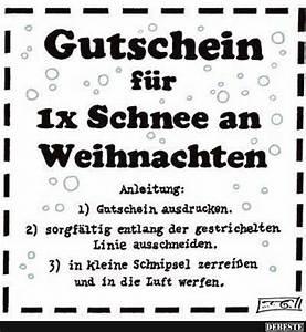 2 Für 1 Gutschein : gutschein f r 1x schnee an weichnachten lustige bilder spr che witze echt lustig ~ Markanthonyermac.com Haus und Dekorationen