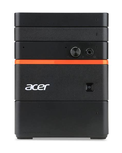 レゴブロックのように積み上げてカスタマイズできる小型pc「acer Revo Build」が登場 Gigazine