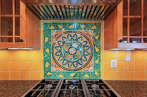 italian kitchen tiles backsplash italian tile backsplash traditional kitchen dc metro 4874