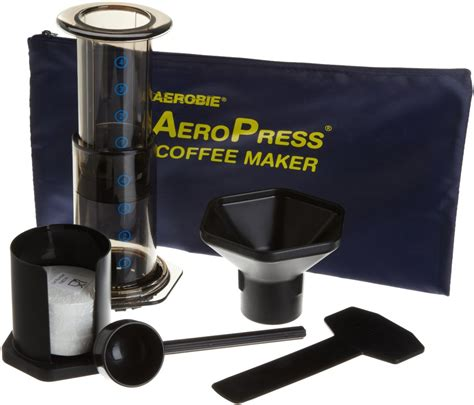 Bodum travel press coffee maker. Best portable coffee makers for travel junkies - Snarky Nomad