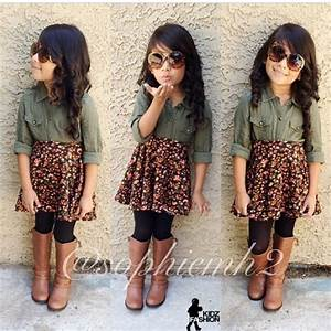 Cute fall outfits ideas for toddler girls 30 - Fashion Best