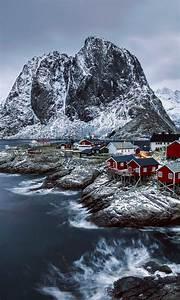 Download Lofoten Islands Norway Wallpaper for desktop