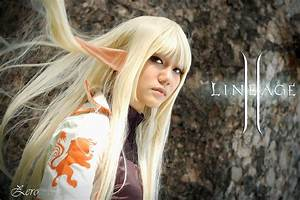 Light Elf (Lineage II) by zeroxxtt on deviantART