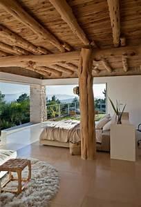 Deco Maison Avec Poutre : la poutre en bois comment l 39 incorporer dans l 39 int rieur ~ Zukunftsfamilie.com Idées de Décoration