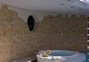 Wandgestaltung Mit Steinoptik : w nde gestalten steinoptik ~ Markanthonyermac.com Haus und Dekorationen