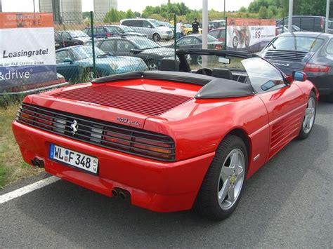 1995 Ferrari 348 Spider Review