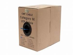 Monoprice Cat5e Ethernet Bulk Cable