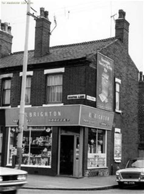 Barnes Green Post Office by Rochdale Road Blackley Station 1968 A Manchester