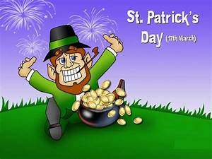 Happy St Patricks Day 2018 Wallpapers Free download   St ...