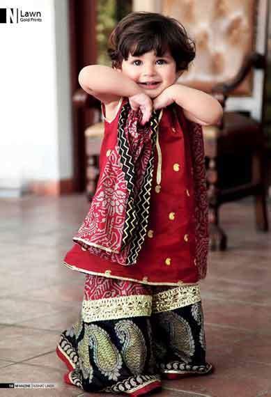 pakistani wedding partywear sharara designs   girls  fashioneven