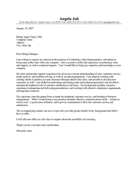 best photos of sales representative cover letter exles