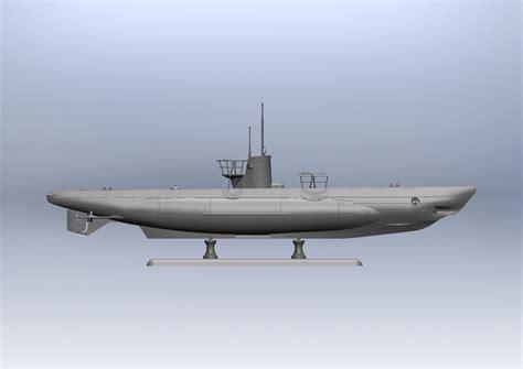 German U Boat Armament by U Boat Type Iib 1943 German Submarine 187 Icm Holding