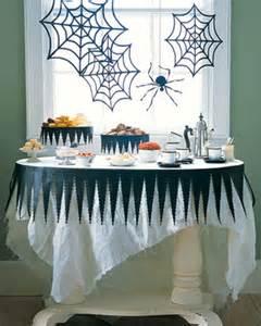 Halloween Party Table Decoration Ideas