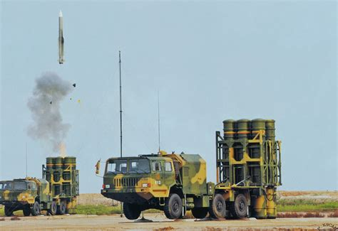 Defense Updates: LY-80 / HQ-16 Surface-to-Air Missile ...