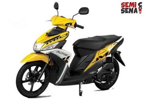 Review Yamaha Mio M3 125 by Harga Yamaha Mio M3 125 Blue Review Spesifikasi
