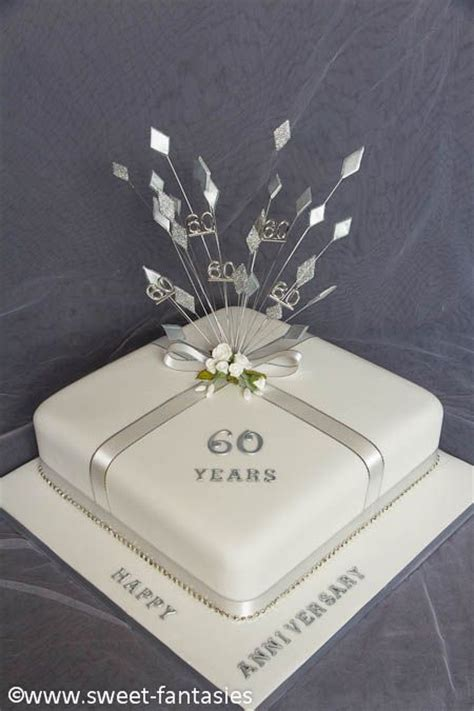 60th wedding anniversary color 13 best images about 60th wedding anniversary cake on