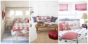 Trend decoration country home paint color ideas doors for for Red white blue home decorating ideas
