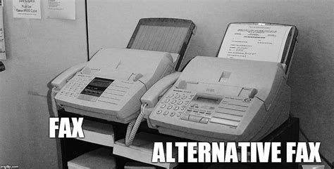 Fax Meme - meanwhile in kellyanne conway s office imgflip