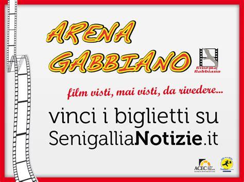 Cinema Gabbiano Senigallia Oggi All Arena Gabbiano Il Produttore Fabrizio Mosca Presenta