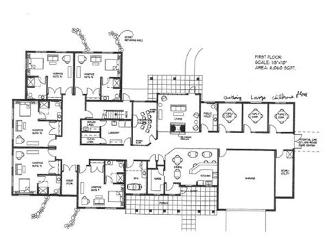 Open Floor Plans From Houseplans.com