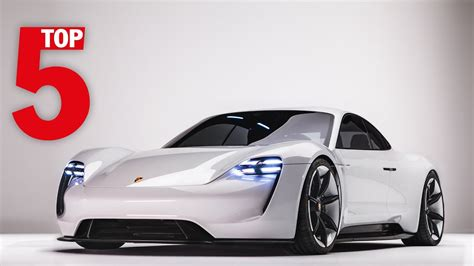 Porch Car by Porsche Top 5 The Best Porsche Concept Cars