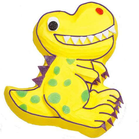 wilton dinosaur novelty cake pantin