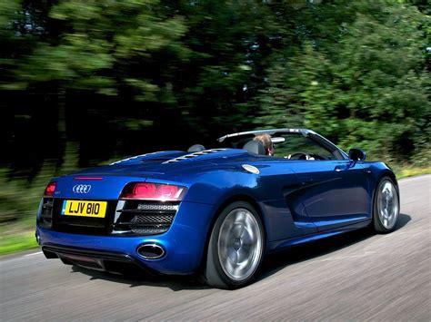 Audi R8 V10 Spyder Specs & Photos