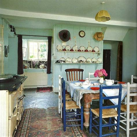 93 Best English Cottage Kitchen Images On Pinterest Home