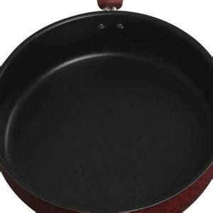 amazoncom paula deen signature collection porcelain nonstick  piece cookware set oatmeal