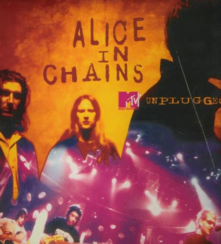 Alice In Chains  Mtv Unplugged (vinyl, Uk, 2009) Discogs