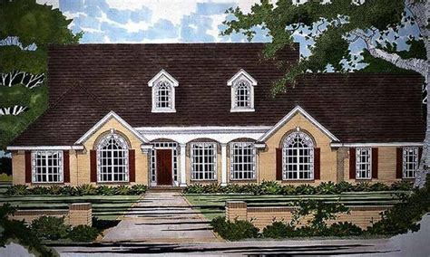 County House Plans by Country Home Plans With Porches Eplans Country House Plan
