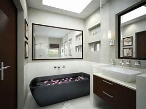 Décoration D Une Petite Salle De Bain : tonnant decoration de petite salle bain id es d coration ~ Zukunftsfamilie.com Idées de Décoration