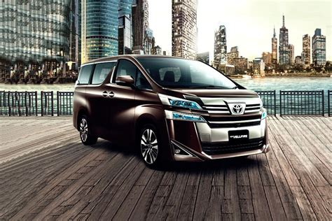 Toyota Vellfire Wallpapers by Toyota Vellfire 2019 Price Spec Reviews Promo For