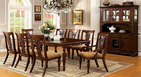 seymour dark oak rectangular extendable leg dining room