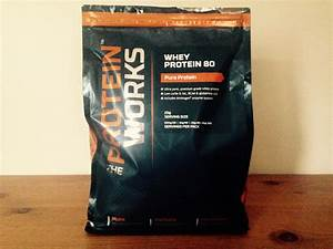 Whey Protein 80 Review