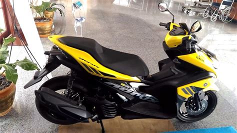 Modification Yamaha Aerox 155vva by Koleksi Modifikasi Motor Yamaha Aerox Terbaru Modifikasi