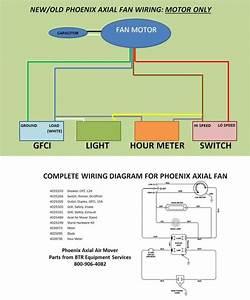 Axial Fan Motor Wiring Diagram   30 Wiring Diagram Images