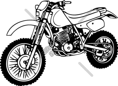 Motocross Clipart And Vectorart