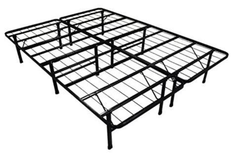 Smartbase Bed Frame by California King Size Smart Base Steel Bed Frame